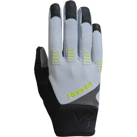 Roeckl Mangfall Gloves silver grey
